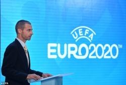 UEFA lên kế hoạch tổ chức Champions League 2020/21 và EURO 2020