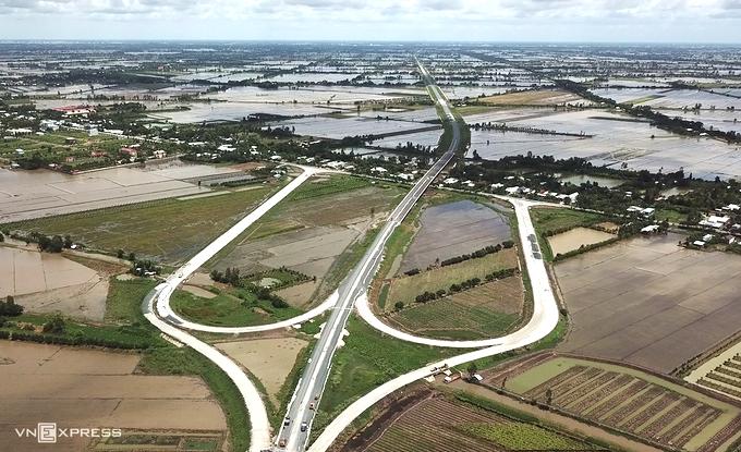 Việt Nam dự kiến vay 2 tỷ USD phát triển Đồng bằng sông Cửu Long