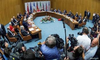 Mỹ tái đàm phán thỏa thuận hạt nhân với Iran tại Áo