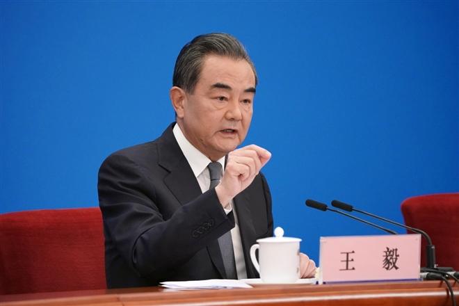 Ngoại trưởng Trung Quốc cảnh báo các thế lực bên ngoài can thiệp vào Myanmar - 1