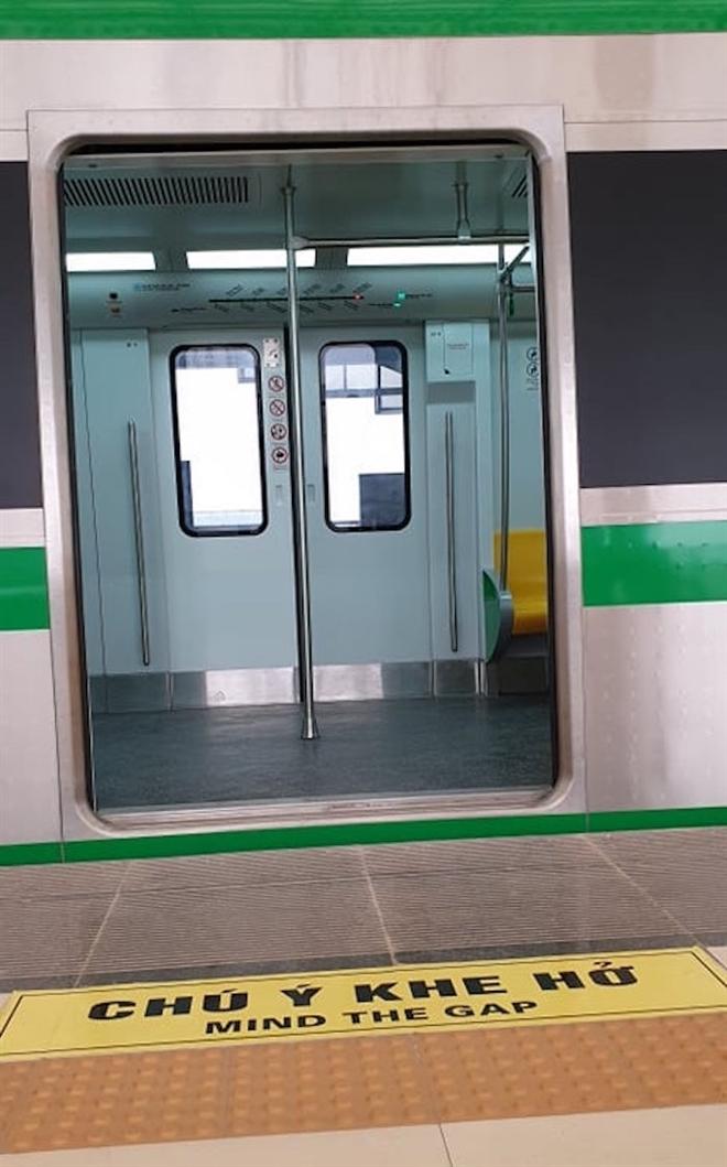 Hành khách sẽ đi tàu đường sắt trên cao Cát Linh - Hà Đông thế nào? - 13