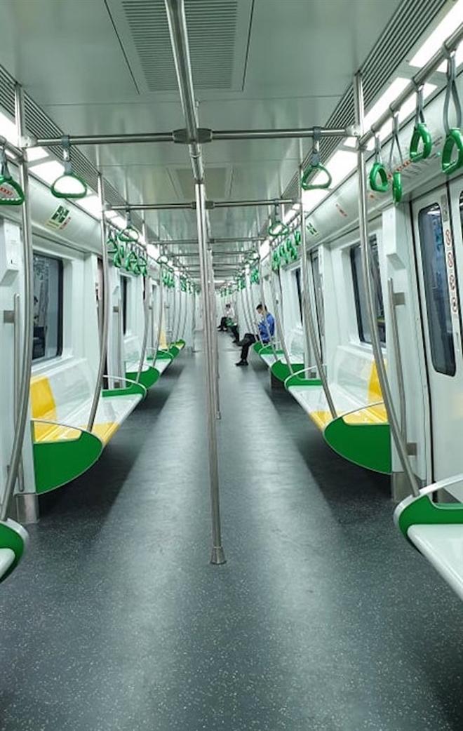 Hành khách sẽ đi tàu đường sắt trên cao Cát Linh - Hà Đông thế nào? - 14
