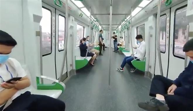Hành khách sẽ đi tàu đường sắt trên cao Cát Linh - Hà Đông thế nào? - 16