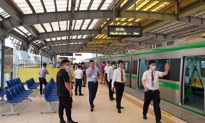 Hành khách sẽ đi tàu đường sắt trên cao Cát Linh - Hà Đông thế nào? - 23
