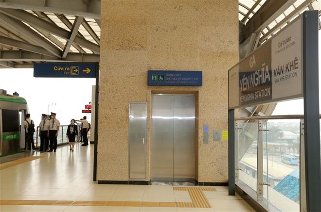 Hành khách sẽ đi tàu đường sắt trên cao Cát Linh - Hà Đông thế nào? - 26