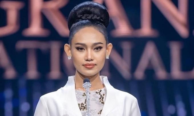 Myanmar phát lệnh bắt hoa hậu
