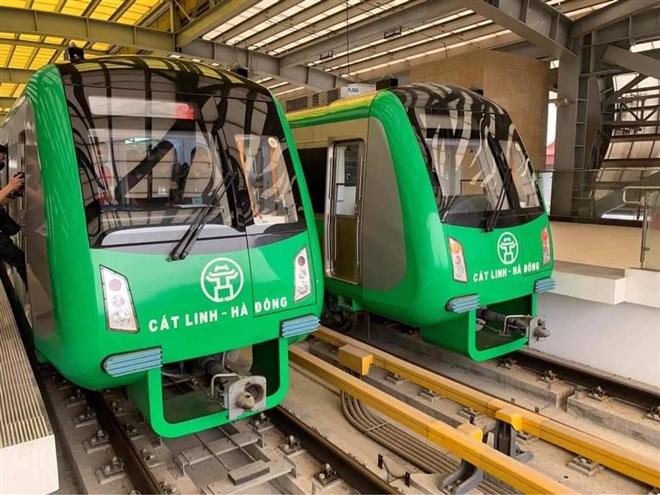 Hành khách sẽ đi tàu đường sắt trên cao Cát Linh - Hà Đông thế nào? - 10