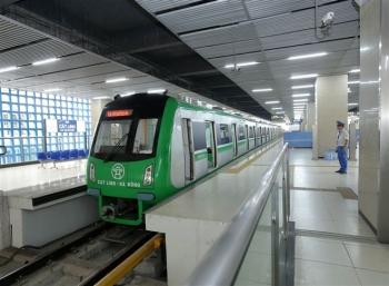 Hành khách sẽ đi tàu đường sắt trên cao Cát Linh - Hà Đông thế nào?