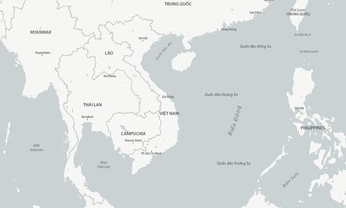 Đài Loan nâng cấp đường băng trên Biển Đông