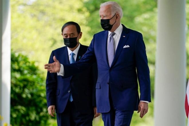 Mỹ-Nhật nhất trí hợp tác đối phó với thách thức từ Trung Quốc