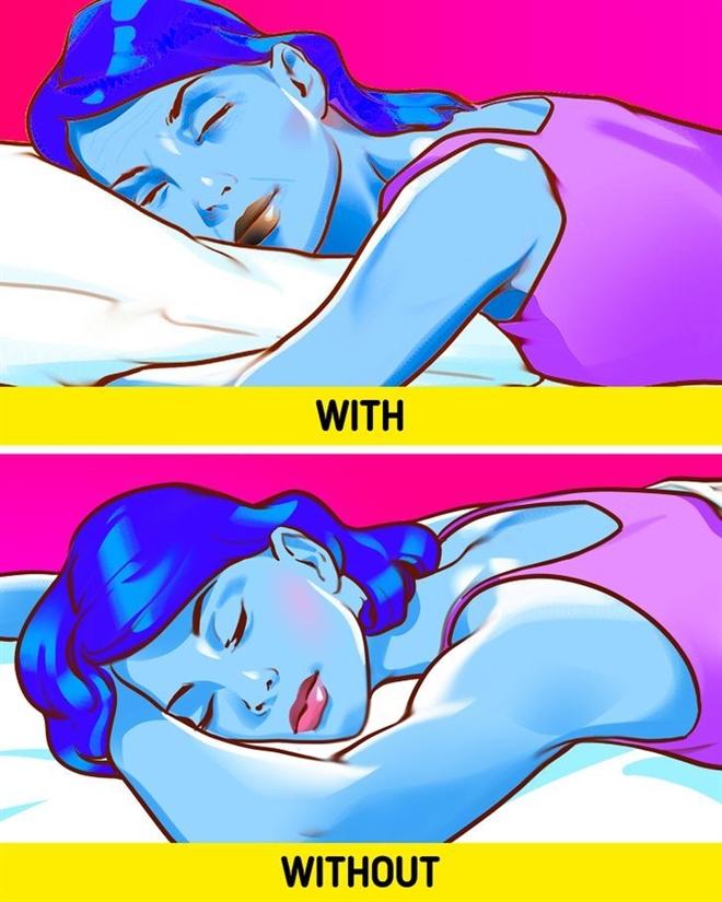 Đi ngủ không có gối, điều gì sẽ xảy ra? - 4