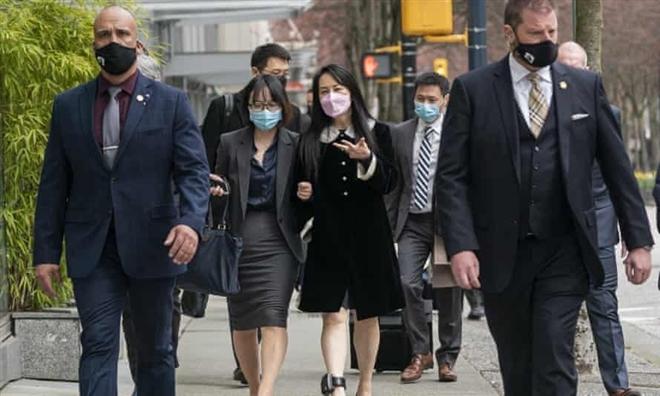 Chiến thắng mới cho 'công chúa Huawei': Hoãn phiên tòa dẫn độ - 1