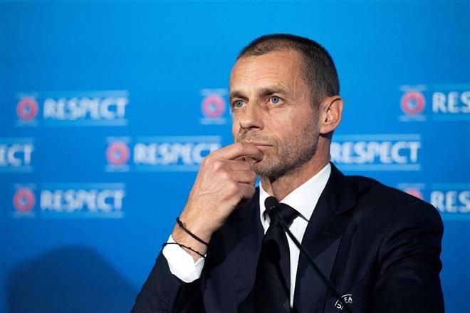 Super League sụp đổ: UEFA phải cảm ơn chủ tịch Barcelona
