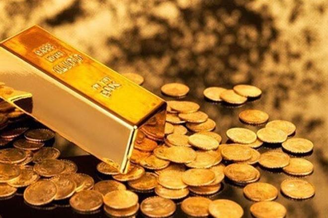Giá vàng cuối tuần tiếp tục giảm nhẹ