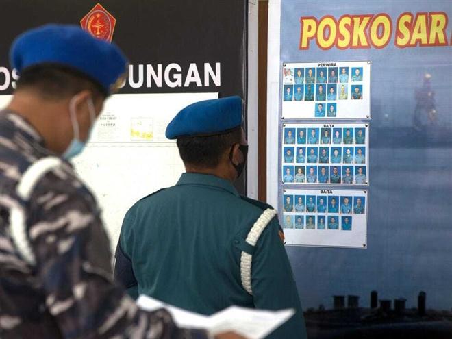 Oxy trên tàu ngầm Indonesia mất tích cạn kiệt, còn hy vọng tìm thấy? - 1