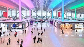 Sân bay Trung Quốc bận rộn nhất thế giới trong đại dịch