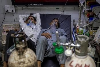 Ấn Độ khủng hoảng oxy y tế