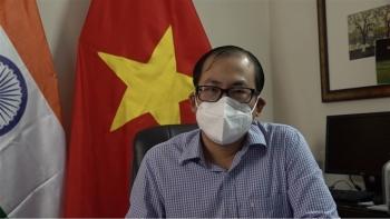 Tiến triển sức khoẻ kỹ sư xây dựng Việt nhiễm COVID-19 ở Ấn Độ