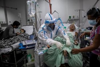 Philippines sẽ gặp kịch bản thảm hoạ COVID-19 của Ấn Độ?