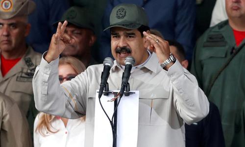 tong thong venezuela khang dinh quan doi trung thanh tuyet doi