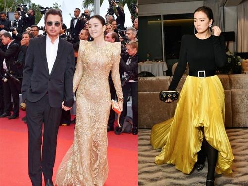 """Củng Lợi: """"Tôi không mặc phô trương lên thảm đỏ Cannes"""""""