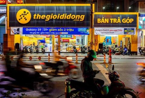 the gioi di dong dong 11 cua hang dien thoai tu dau nam