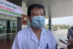 Chủ tịch Hội Truyền nhiễm VN: 'Không cần e ngại về các ca tái dương tính'