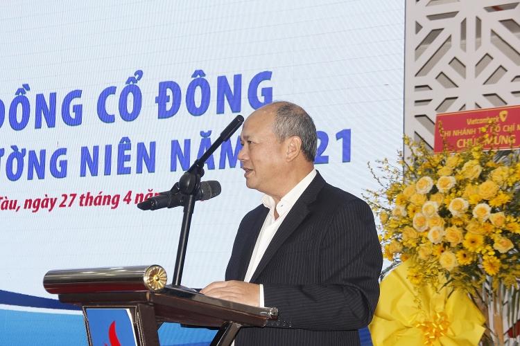 Ông Hoàng Trọng Dũng được bầu làm Chủ tịch HĐQT PVFCCo