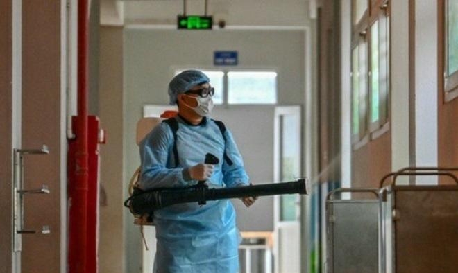 Thái Bình có ca nhiễm SARS-CoV-2 từng chăm bố ở BV Bệnh Nhiệt đới Trung ương  - 1