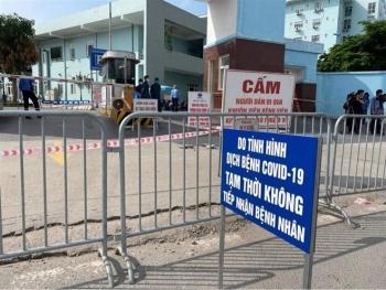 Bệnh viện K tạm dừng tiếp nhận bệnh nhân, phong toả một số đơn vị