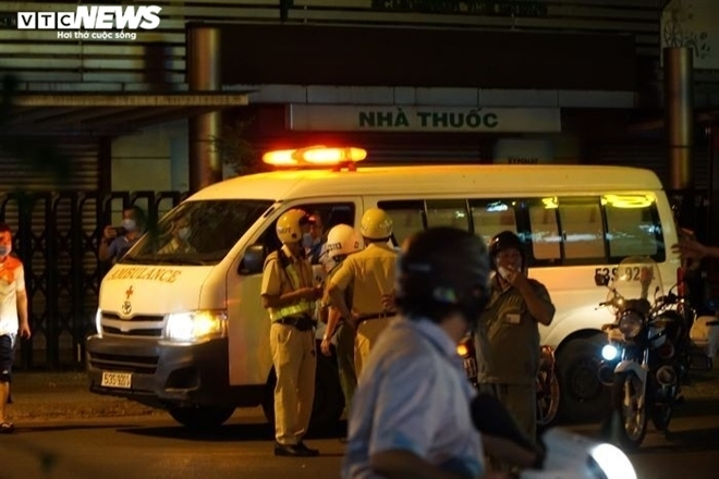 Cháy nhà 8 người chết ở TP.HCM: Nạn nhân sống sót hiện ra sao?