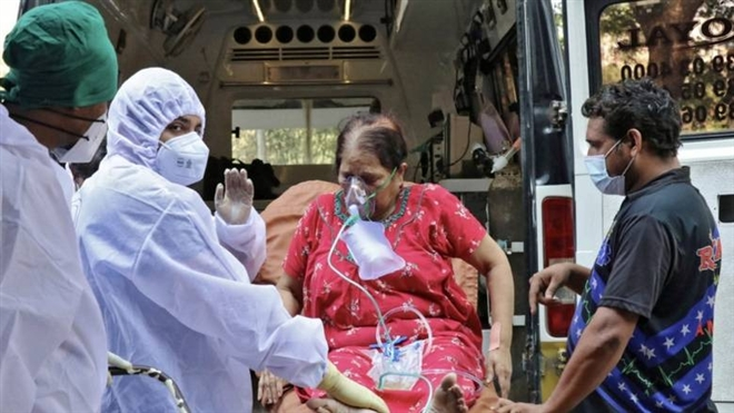 """Nông thôn Ấn Độ bất lực với """"cơn sóng thần"""" COVID-19"""