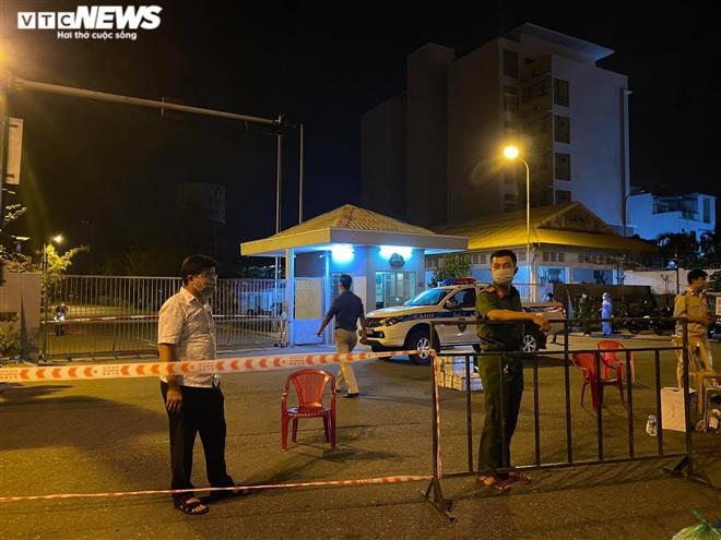 30 ca nghi mắc COVID-19, Đà Nẵng phong tỏa khẩn cấp khu công nghiệp trong đêm