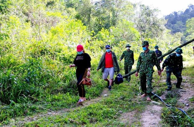 Chiêu nhập cảnh trái phép trên biên giới Việt – Lào