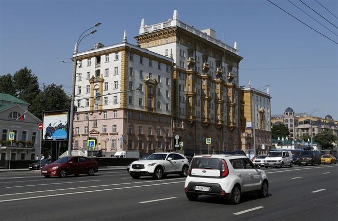 """Nga liệt Mỹ và CH Séc vào danh sách quốc gia """"không thân thiện"""""""