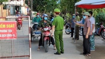 Giãn cách xã hội thành phố Bắc Ninh và huyện Quế Võ từ 18/5