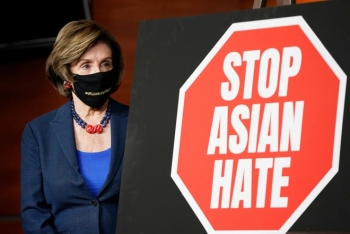 Quốc hội Mỹ thông qua luật chống thù ghét người gốc Á