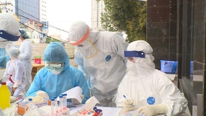 Hà Nội thêm 6 ca dương tính SARS-CoV-2, 4 ca lây nhiễm thuộc chùm Times City - 1