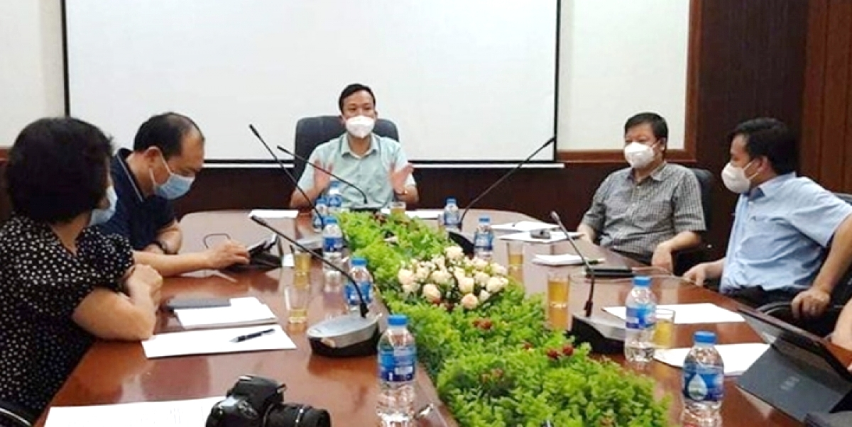 Việt Yên là tâm điểm chống dịch COVID-19 của Bắc Giang - 2
