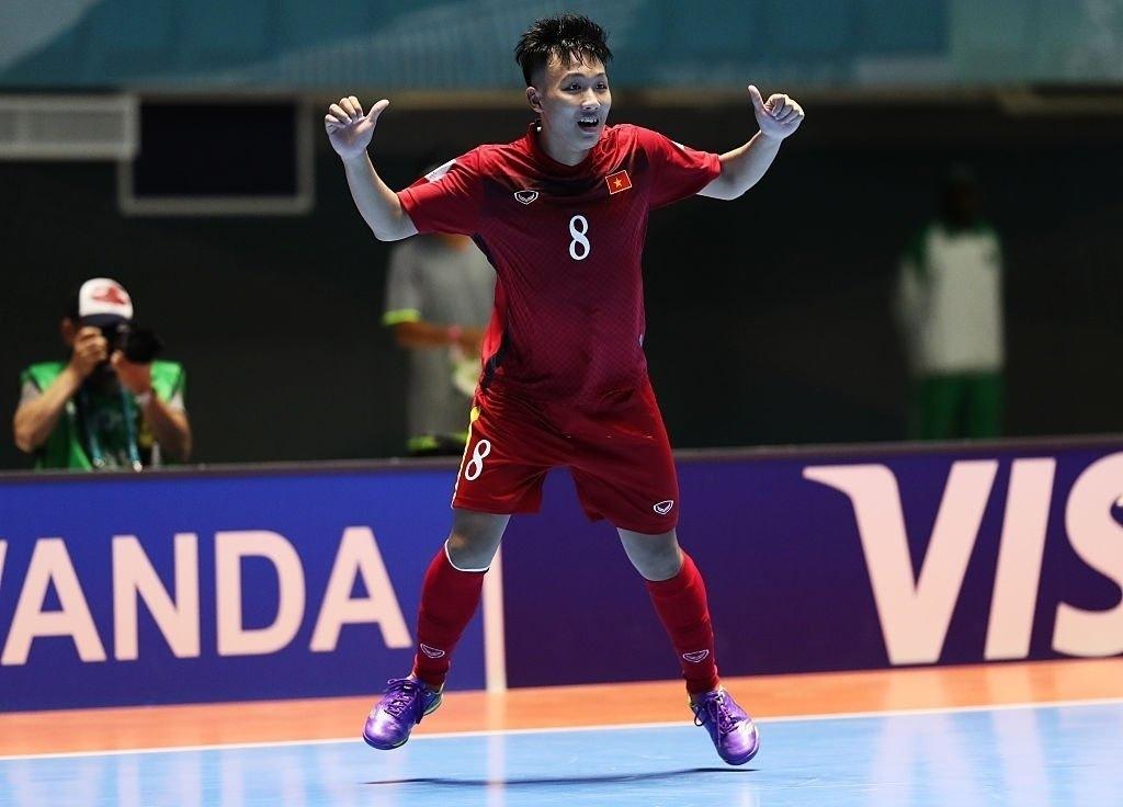 Tuyển Việt Nam giành vé đến World Cup futsal: Chiến thắng của đẳng cấp  - 1