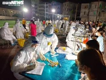 Việt Yên là tâm điểm chống dịch COVID-19 của Bắc Giang
