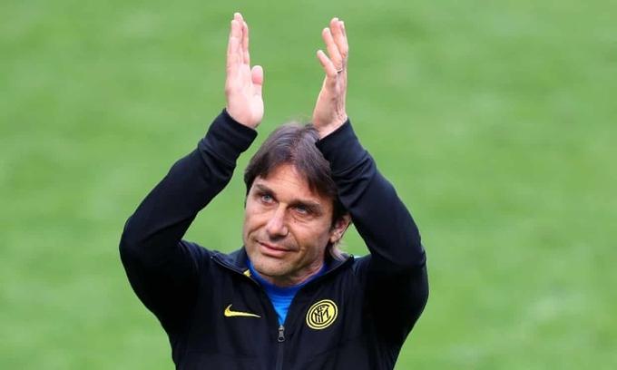 Conte nhận 8,6 triệu USD để rời Inter