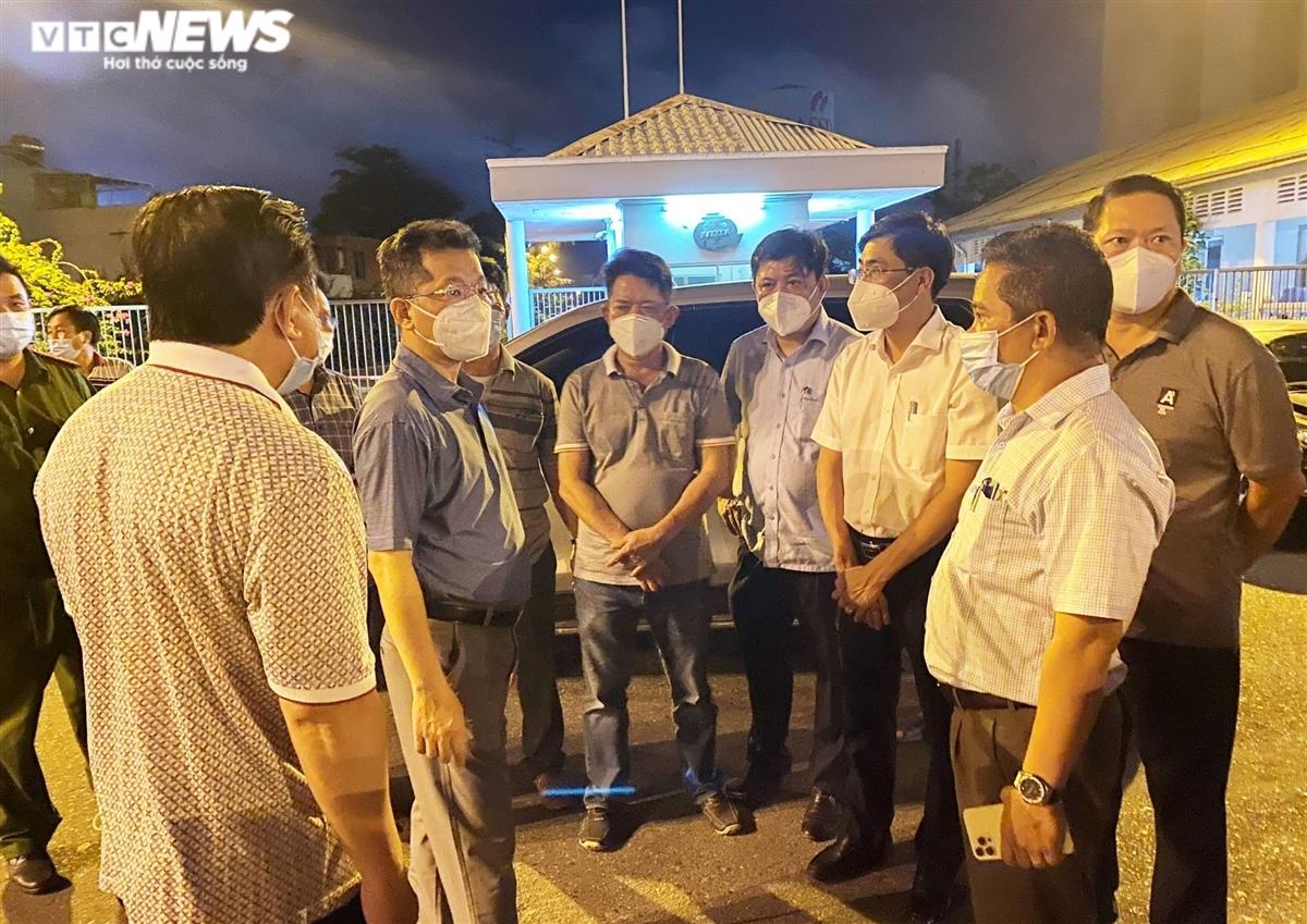 Bí thư Đà Nẵng: Không giữ được các khu công nghiệp sạch COVID-19 thì sẽ vỡ trận - 2