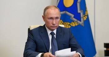Ông Putin: Vaccine COVID-19 của Nga đáng tin cậy và an toàn nhất thế giới