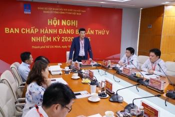 Hội nghị BCH Đảng bộ PV GAS lần thứ V – Nhiệm kỳ 2020-2025