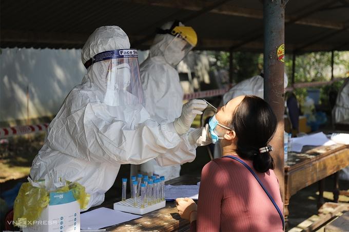 Thừa Thiên Huế cách ly tập trung 21 ngày người về từ TP HCM