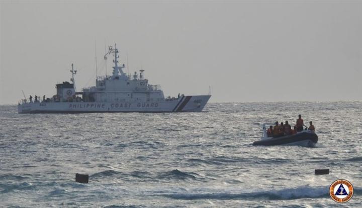 Philippines gửi tròn 100 công hàm phản đối Trung Quốc