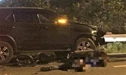 Nam thanh niên chạy xe máy ngược chiều trên đại lộ Thăng Long gây tai nạn: Dù chết vẫn phải chịu trách nhiệm bồi thường