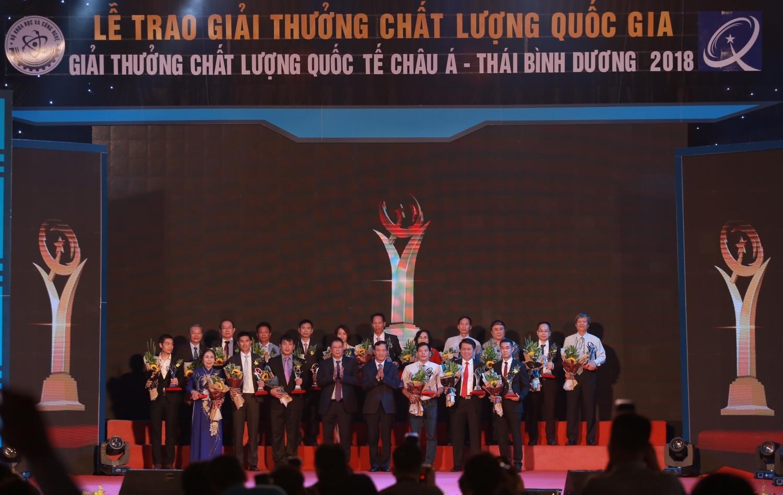 thaibinh psc lan thu 3 nhan giai thuong chat luong quoc gia xung dang chiec noi cua nganh dau khi