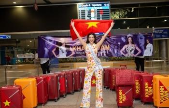Hoa hậu Khánh Vân: Nói vương miện giúp tôi đổi đời là không đúng lắm
